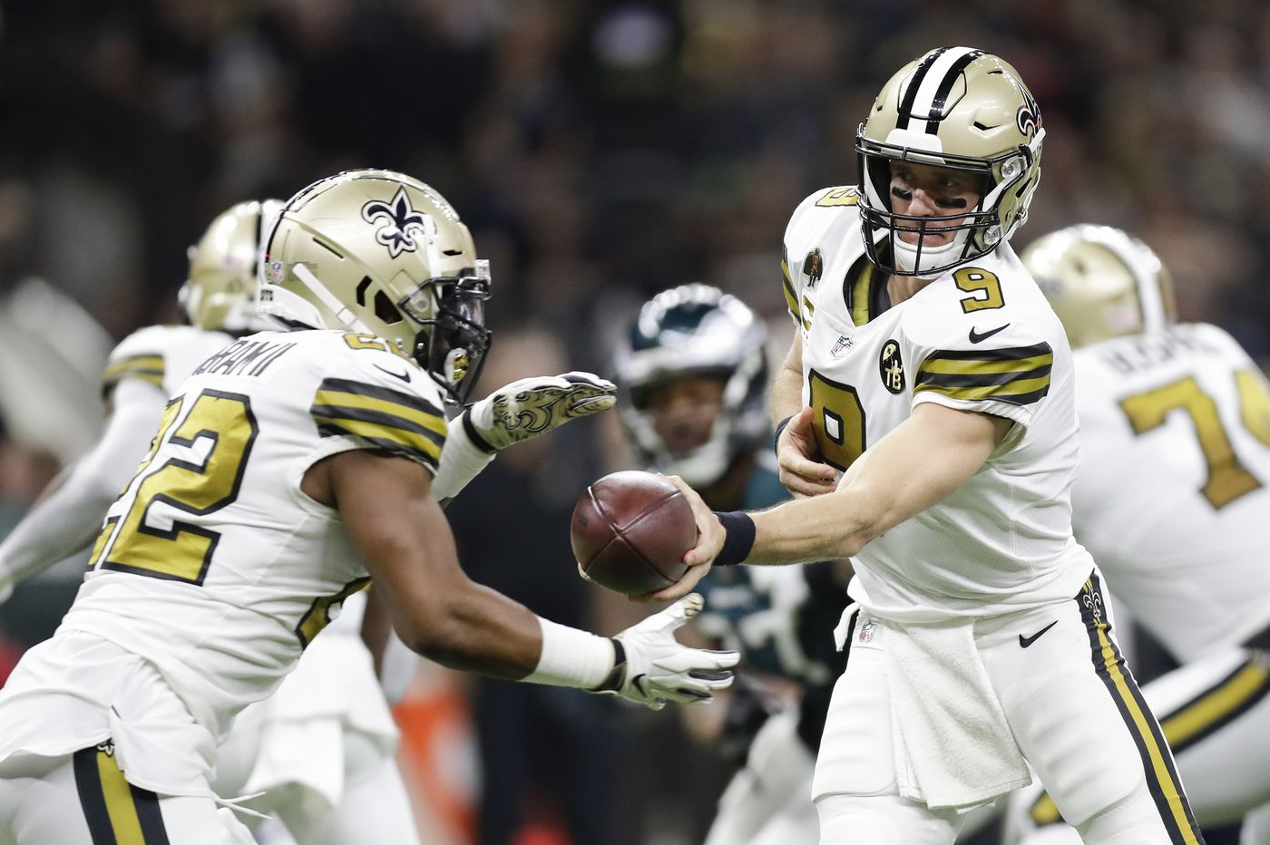 Eagles podcast: NFL playoffs, Previewing Birds-Saints, predictions and more