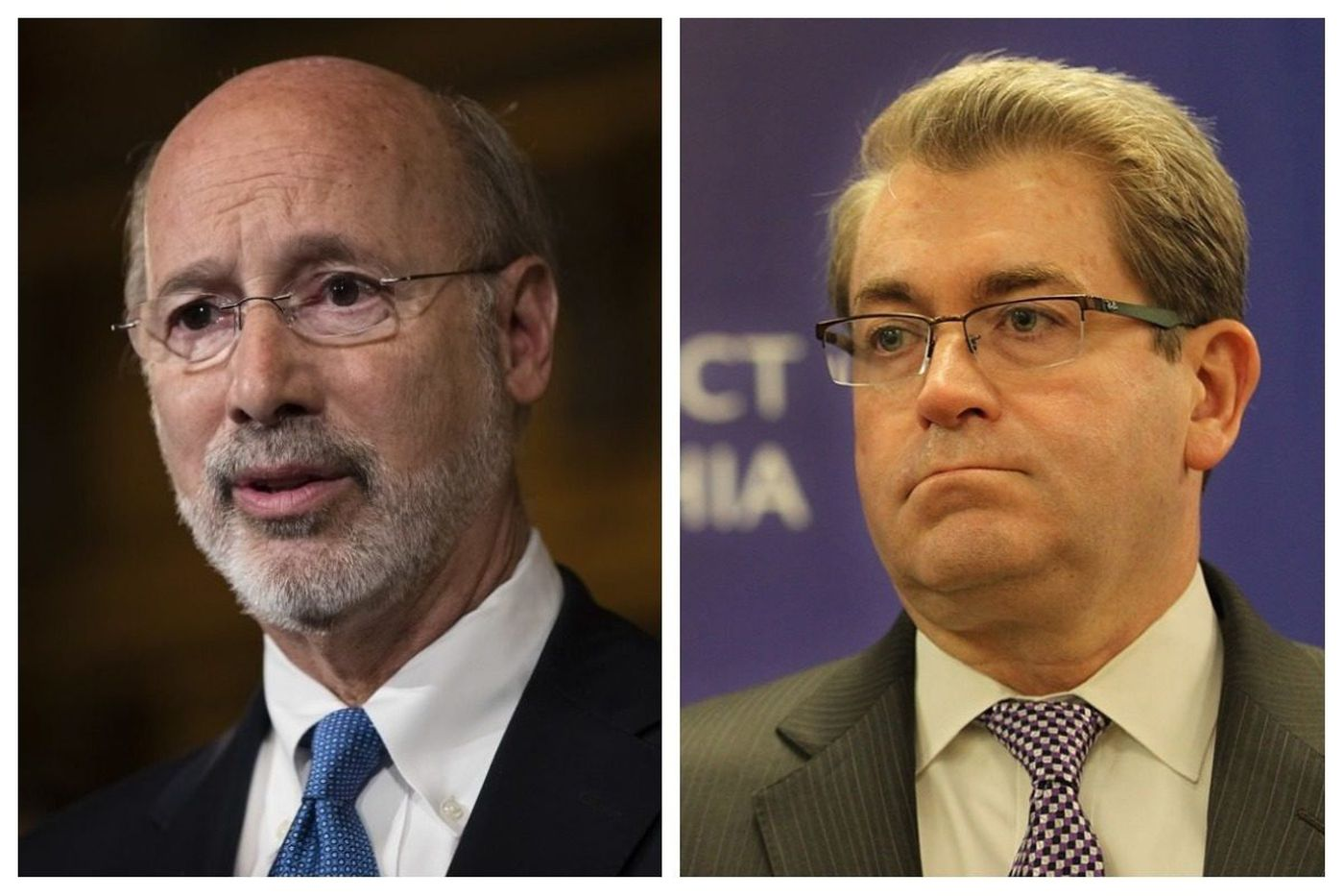 Gov. Wolf: Bill Green can't run for Congress | Clout