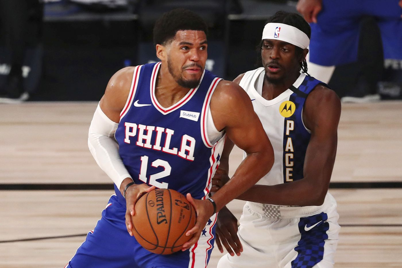 Tobias Harris is feeding off new confidence during the NBA restart, and the Sixers are benefiting | Off the Dribble