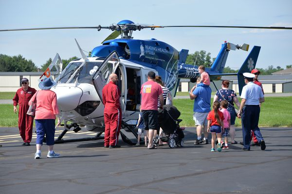 9 ideas for Father's Day weekend, from helicopter rides to free High Life