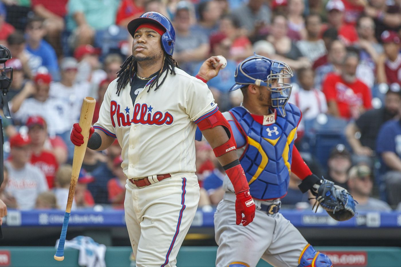 Reeling Phillies quickly run out of electricity in loss to Cubs, losing steam in playoff race