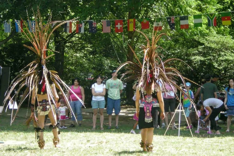 The Phila. Zoo will feature a program on American Indian culture.