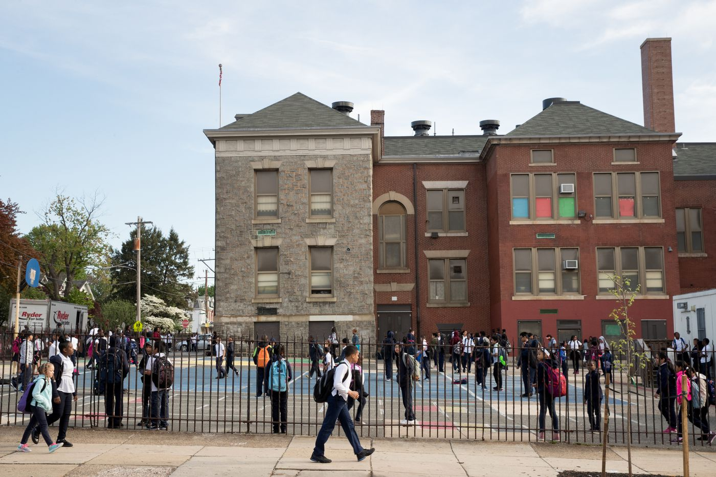 New test: 10.7 million asbestos fibers on floor at Philadelphia elementary school