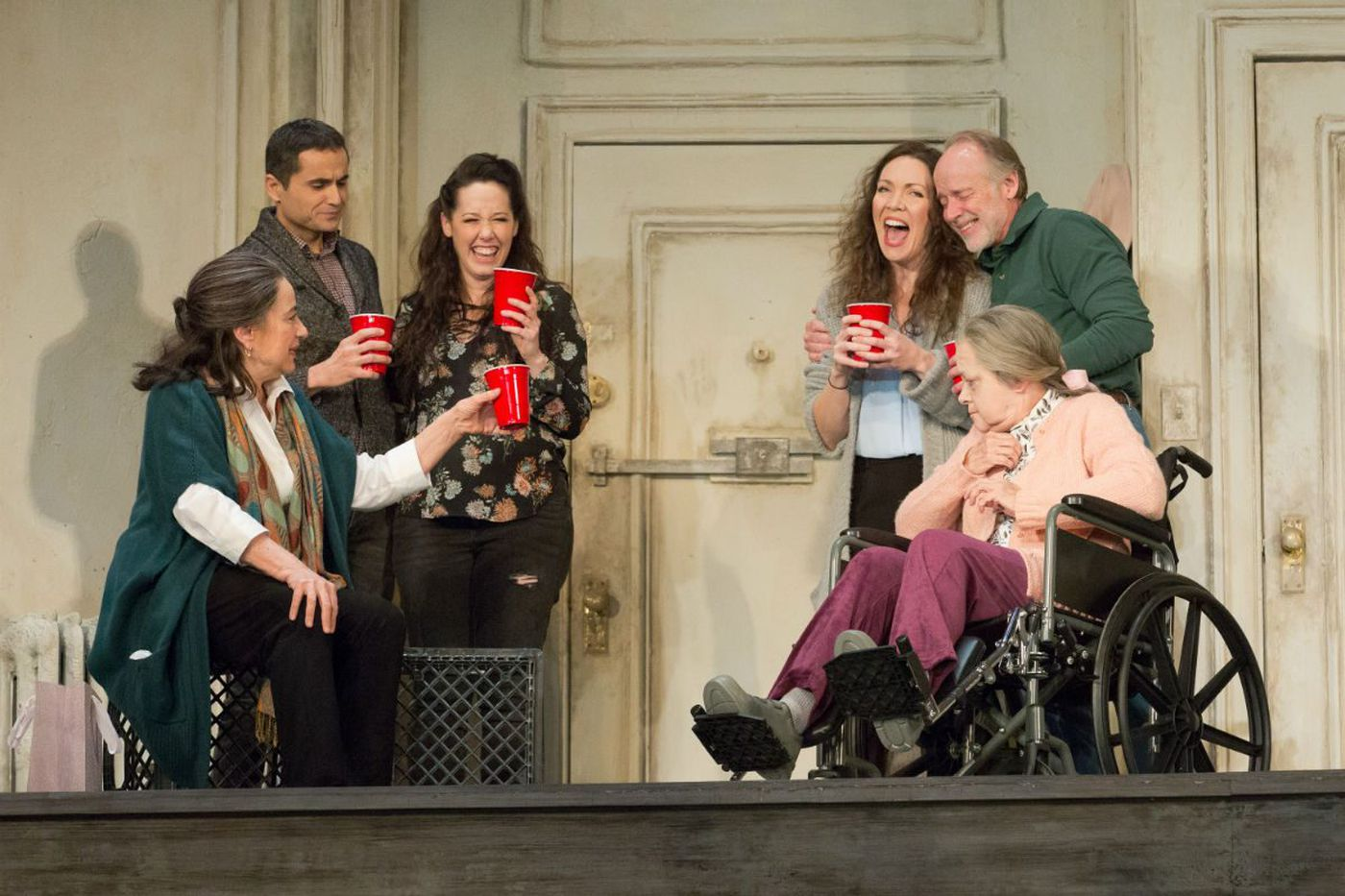 'Humans' at Walnut Street Theatre: All monsters, all too human, looking for comfort