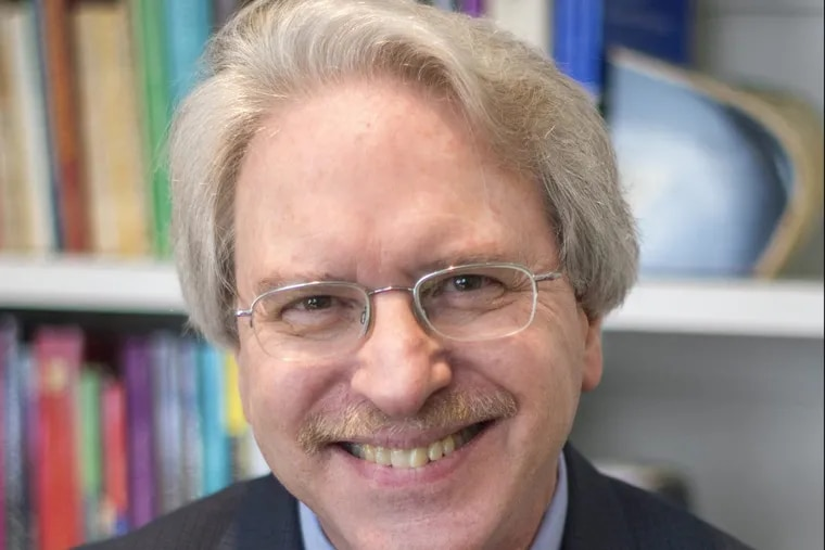 Kim Benston, president of Haverford College