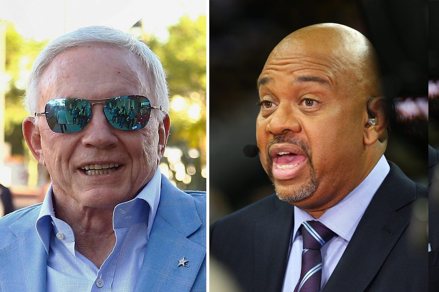 ESPN host Michael Wilbon compares Jerry Jones to a slaveholder
