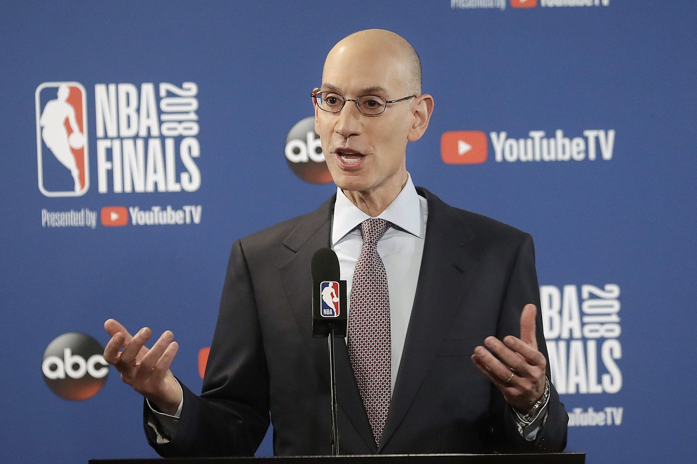 NBA Board of Governors discusses changing the playoff format