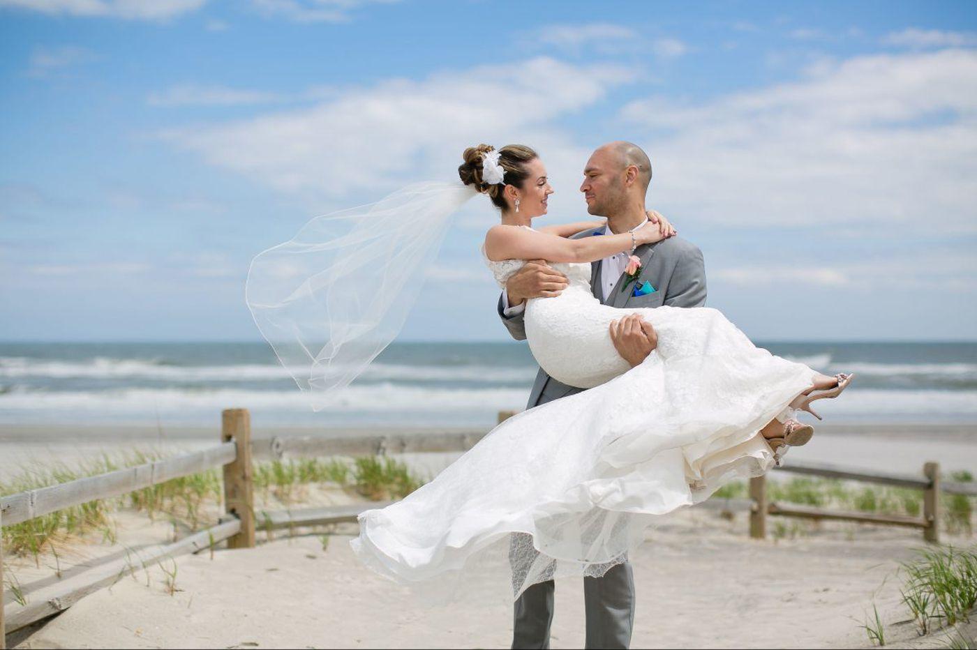 Weddings: Christy Mauro and Eric Lee
