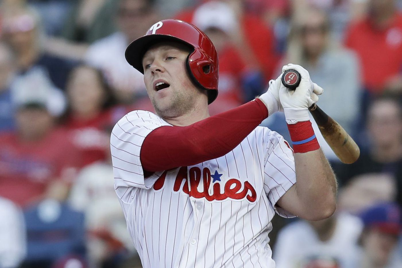 Insult and injury for Phillies out in L.A. | Extra Innings