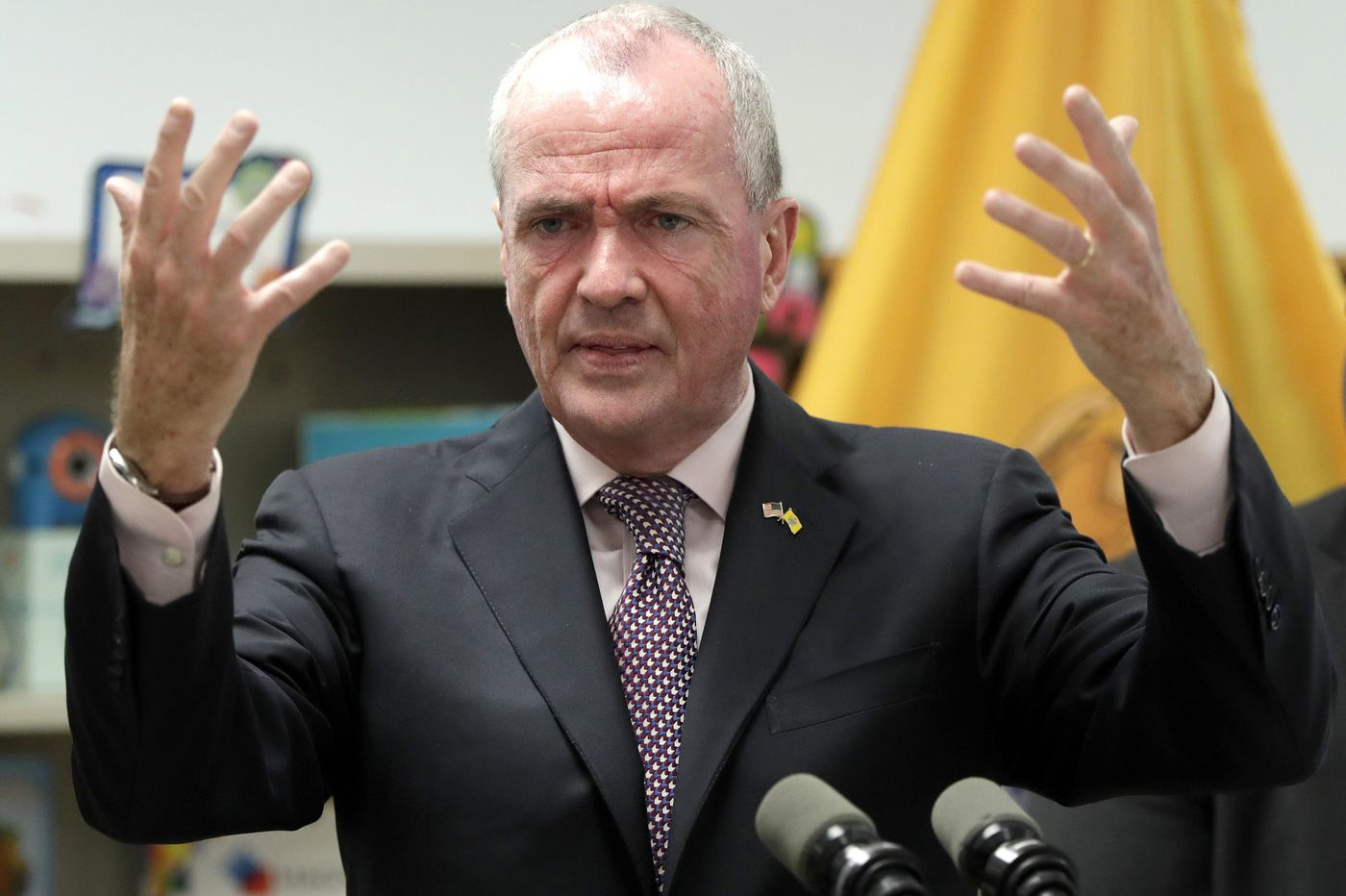 N.J. Gov. Murphy calls for resignation of sheriff for racist remarks about African Americans, AG, and marijuana