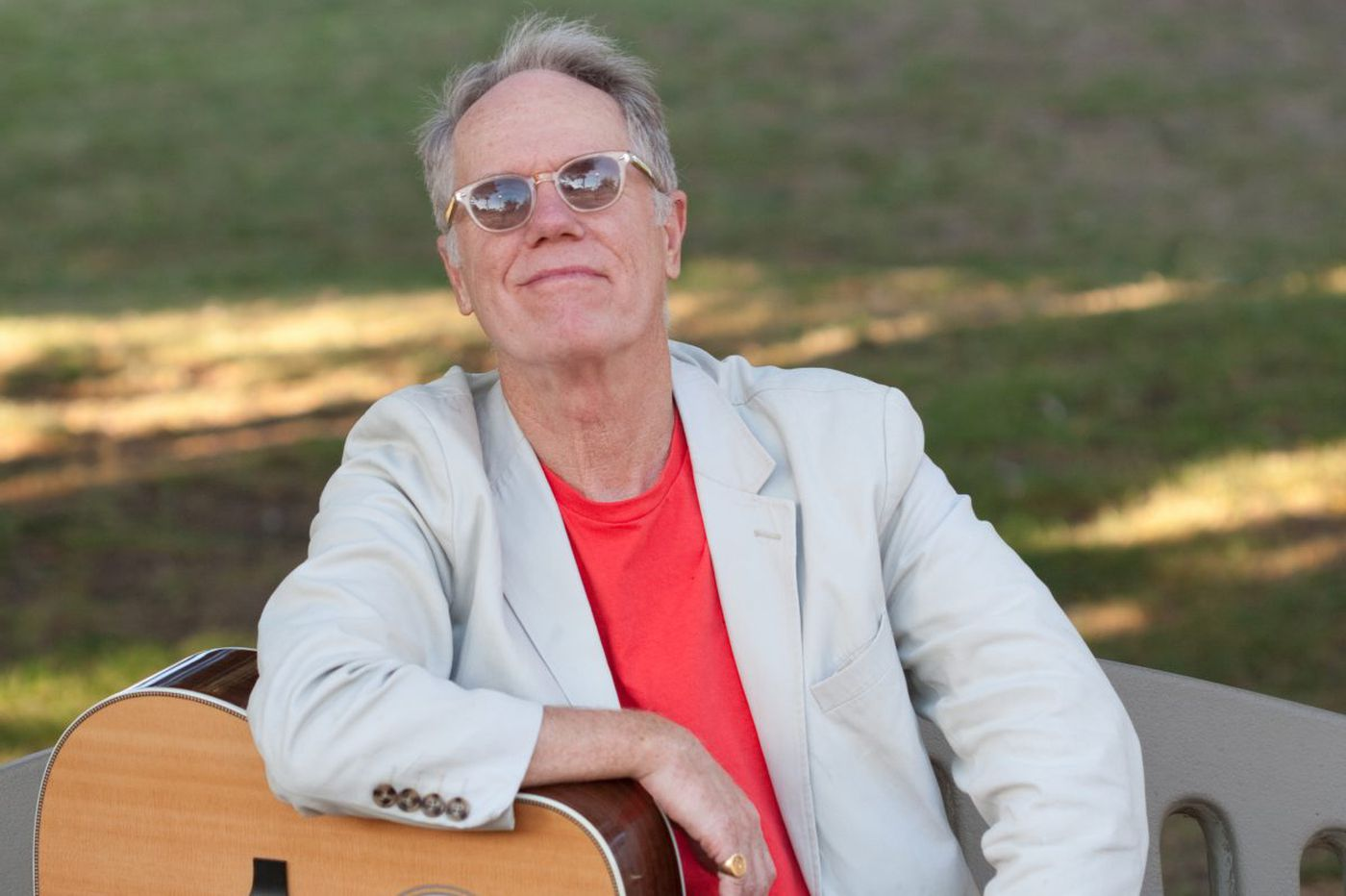 Loudon Wainwright tells all, this time in a book