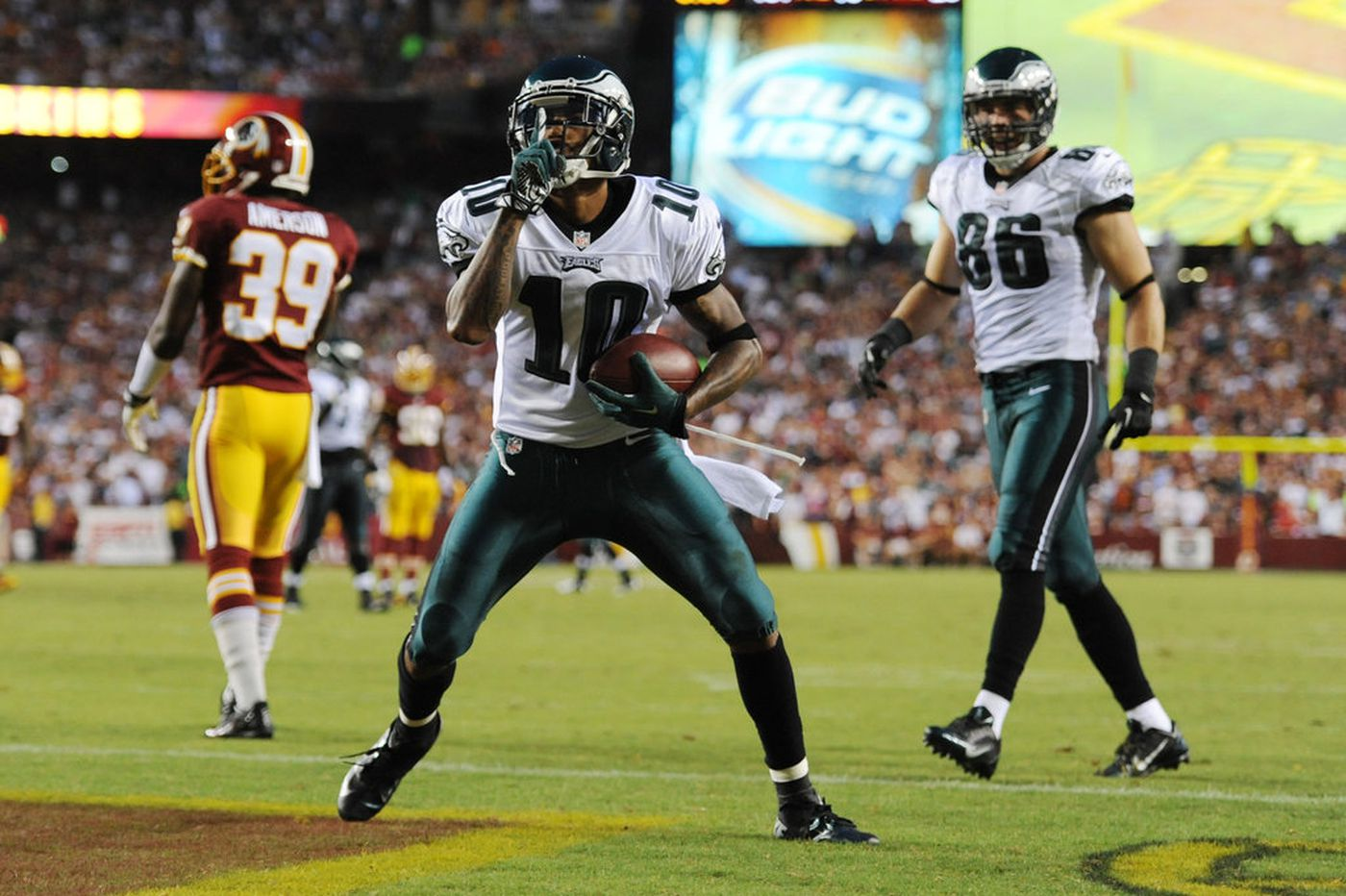 Five years after release, DeSean Jackson returning to Eagles in trade
