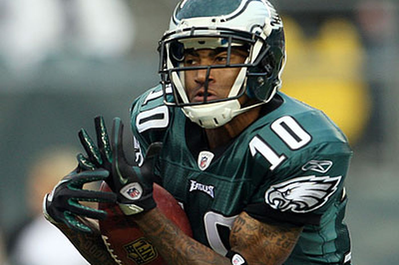 Inside the Eagles: Playing pin the tag on DeSean