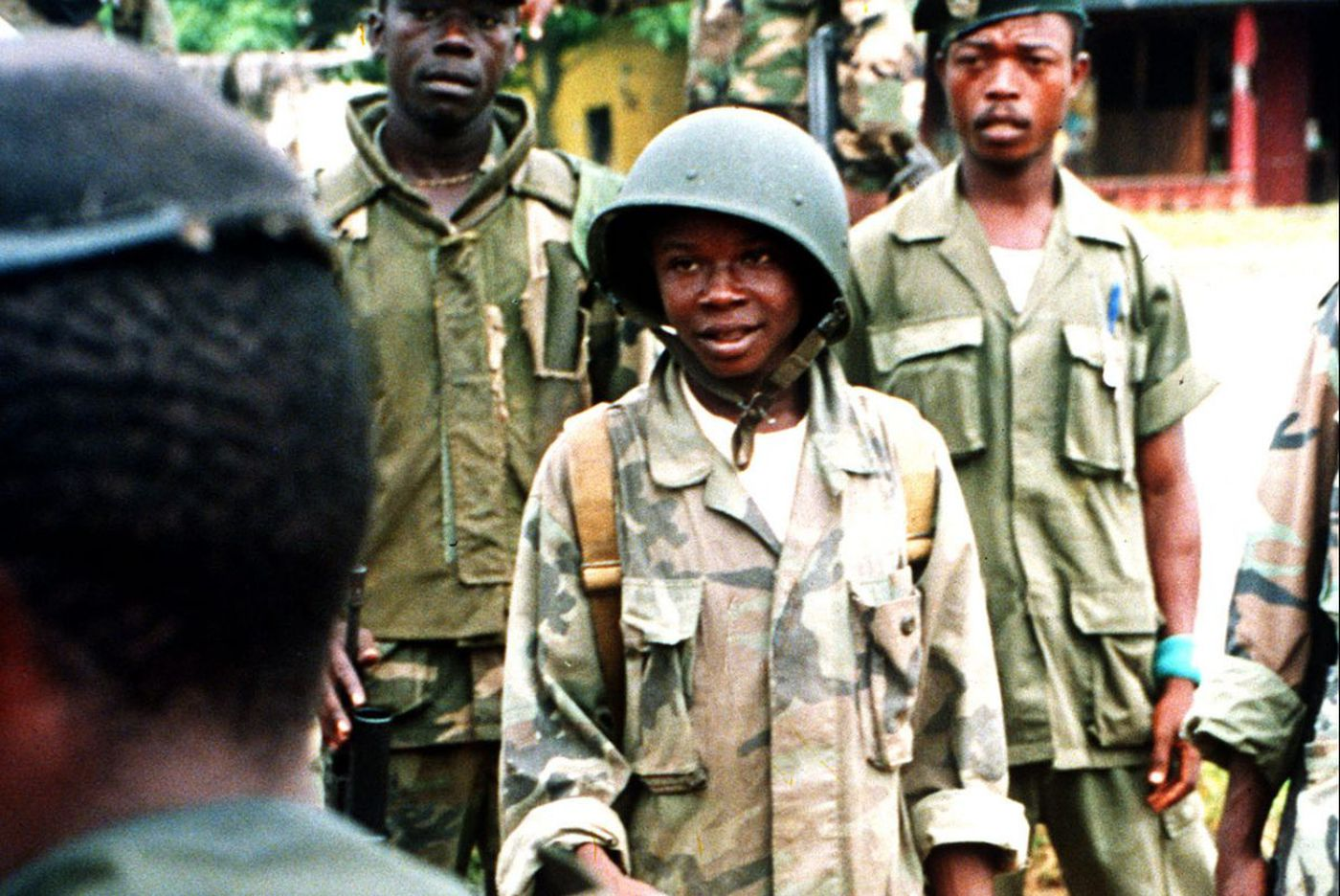 Jury in Philly selected to weigh alleged Liberian war criminal's case