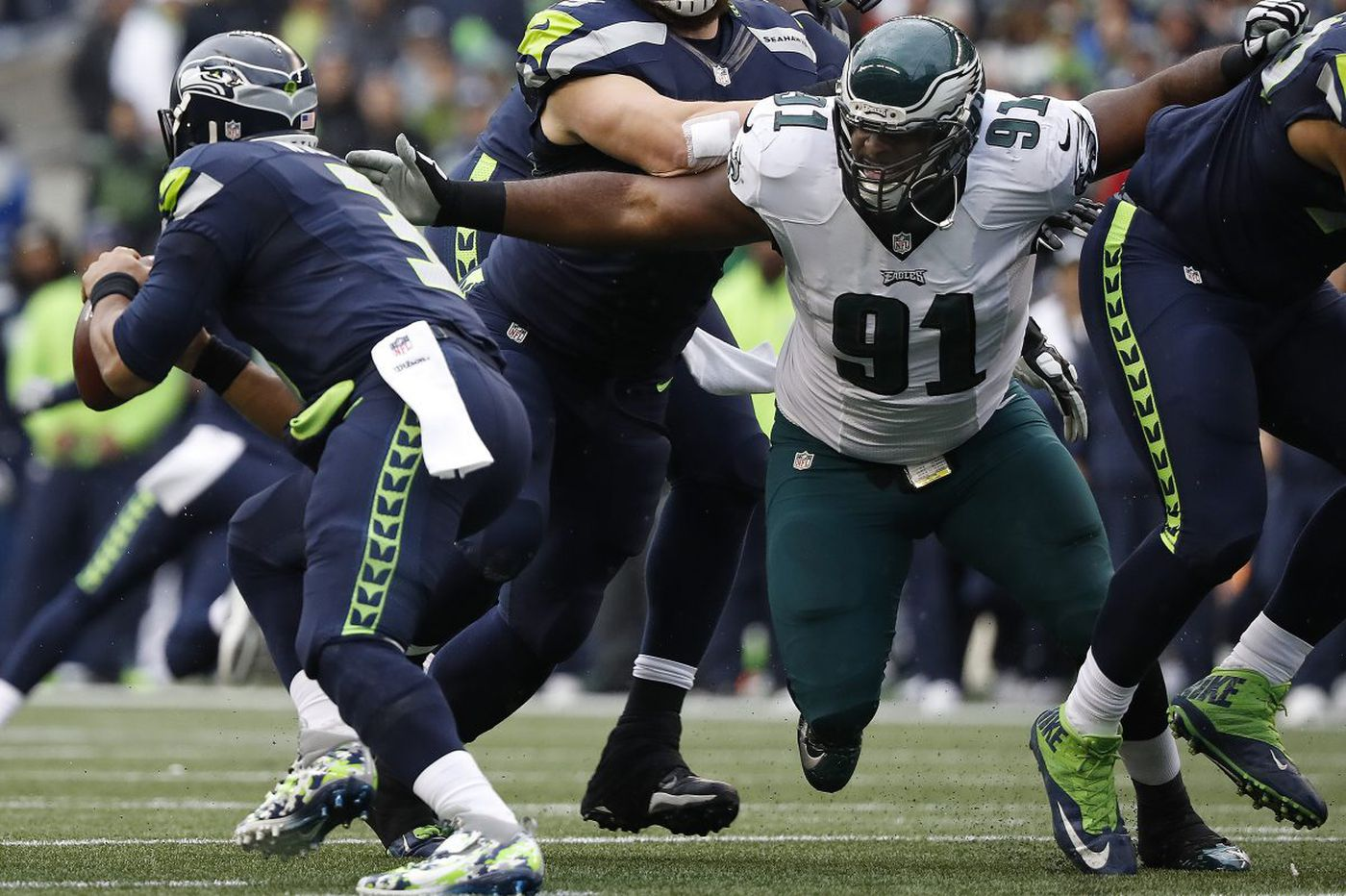 What are the keys to the Eagles-Seahawks game for the Eagles? | Early Birds