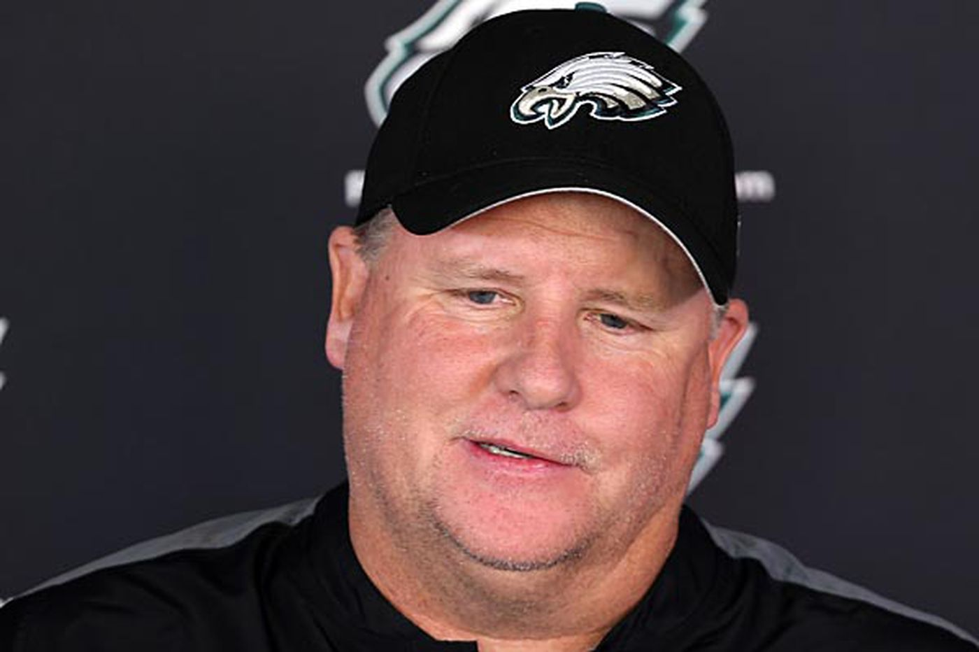 Those Chip Kelly college rumors? Please...