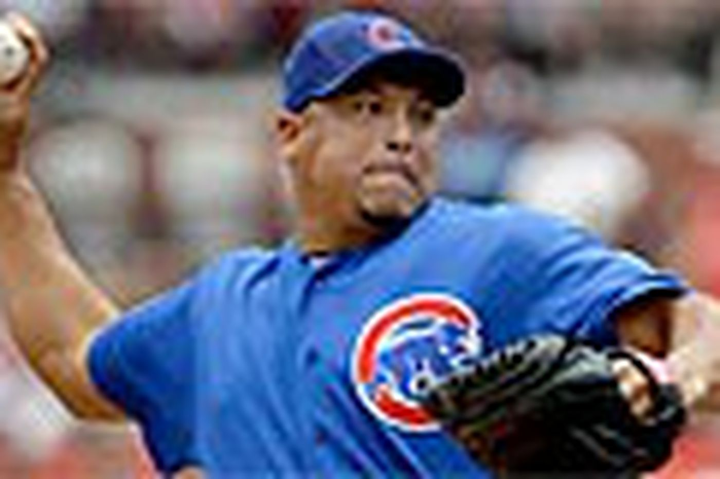 Another outburst from Cubs' Zambrano