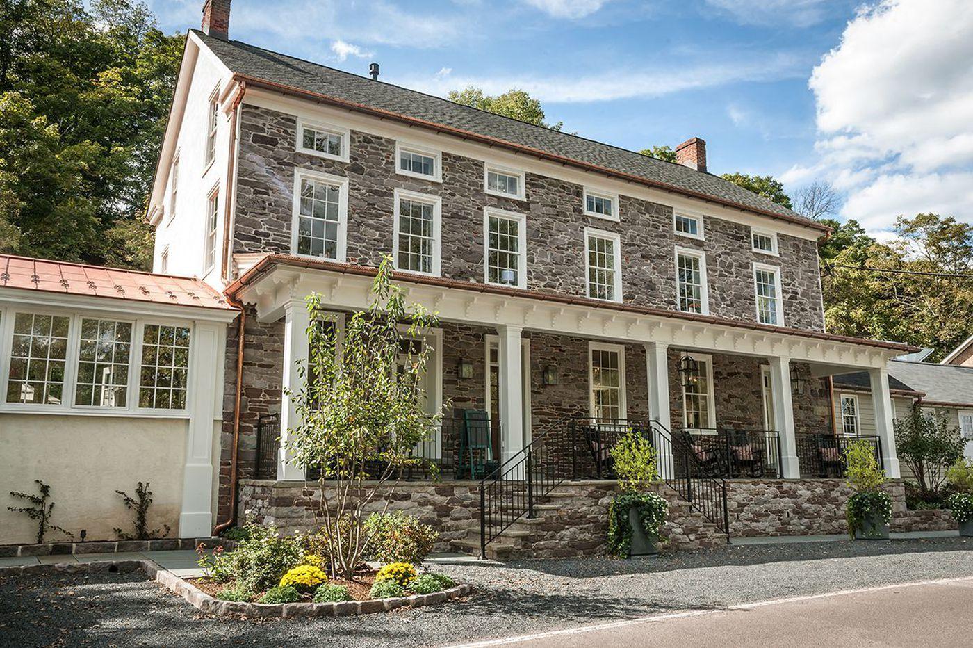 Golden Pheasant Inn, a Bucks County landmark, to be sold at auction