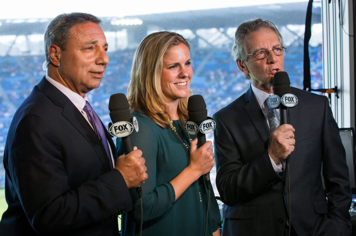 Union's JP Dellacamera returns to World Cup as Fox play-by-play announcer