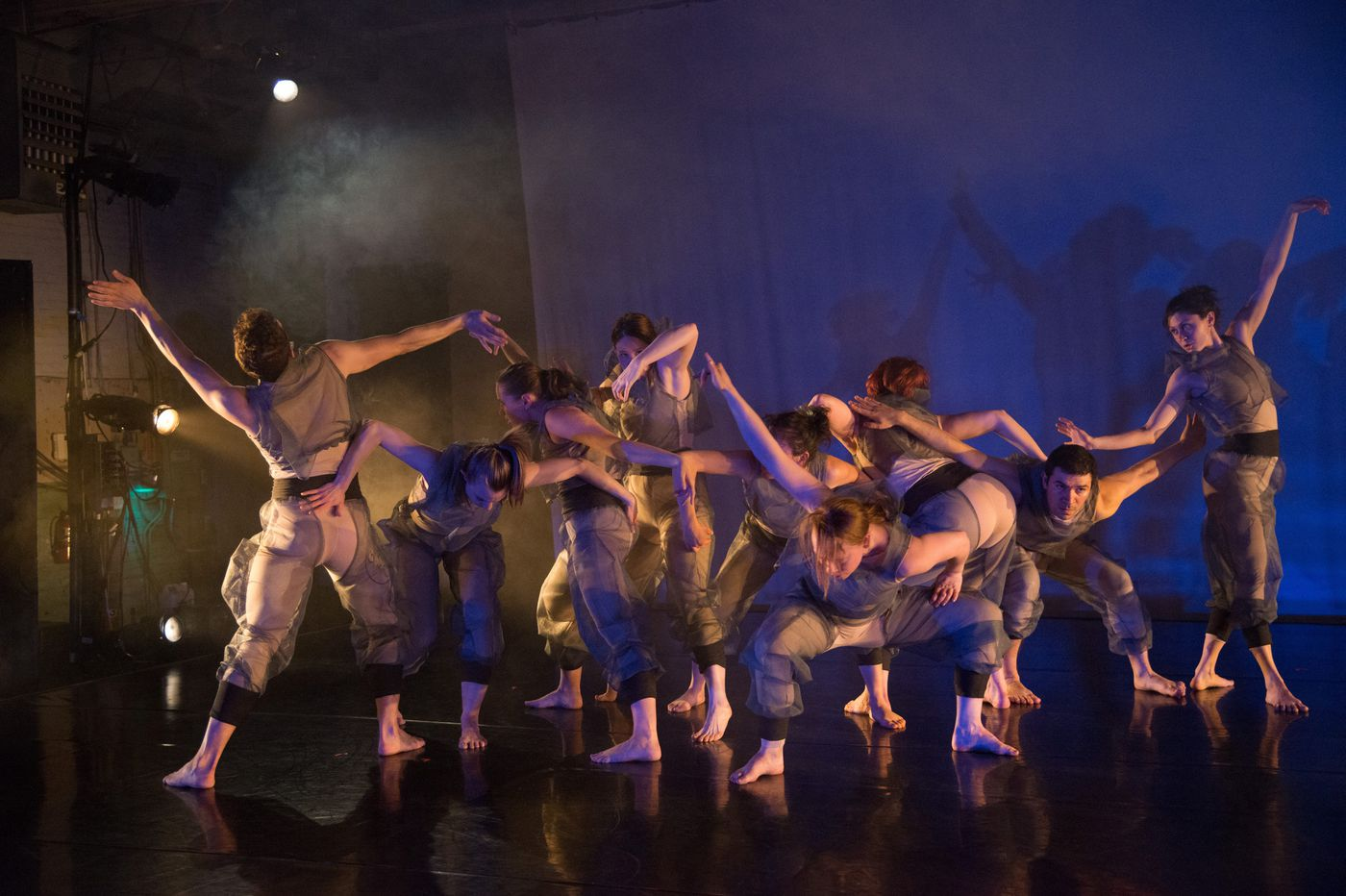 Group Motion, Philly's modern dance innovator, throws itself a 50th birthday bash for the ages