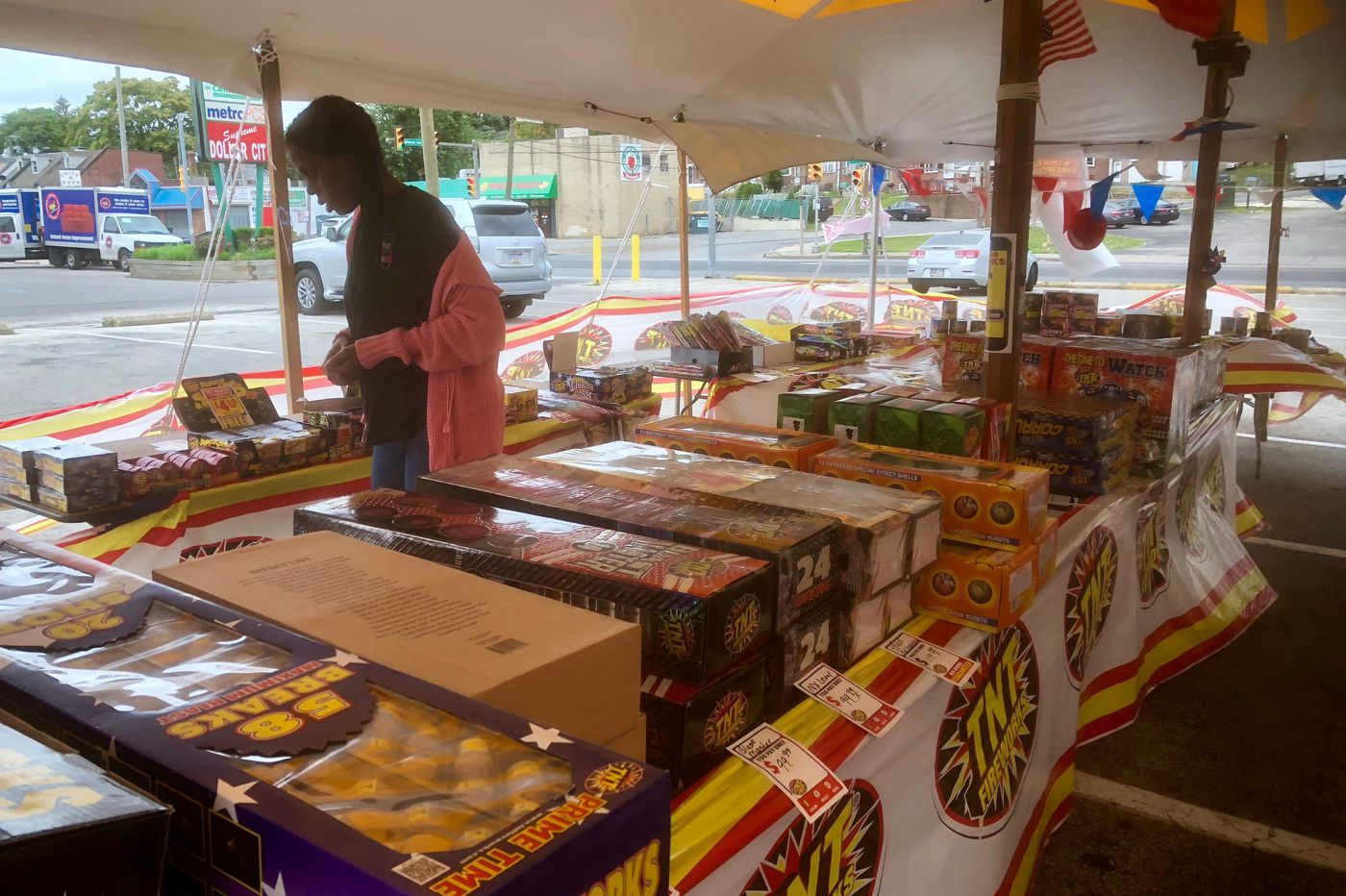 Looking to buy fireworks this July 4th in Pa.? Popular tent sales have been sidelined.