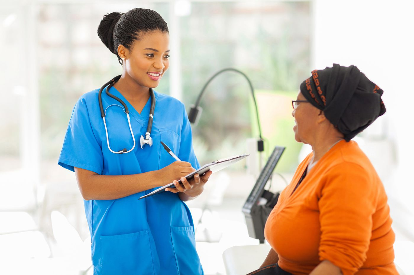 Q&A: What does a nurse practitioner do?