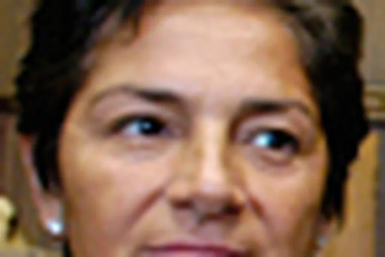 Judge M. Teresa Sarmina