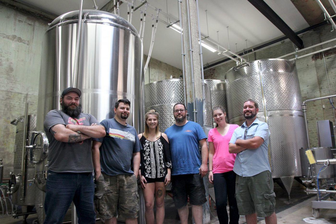 Original 13 Ciderworks sets opening in Kensington