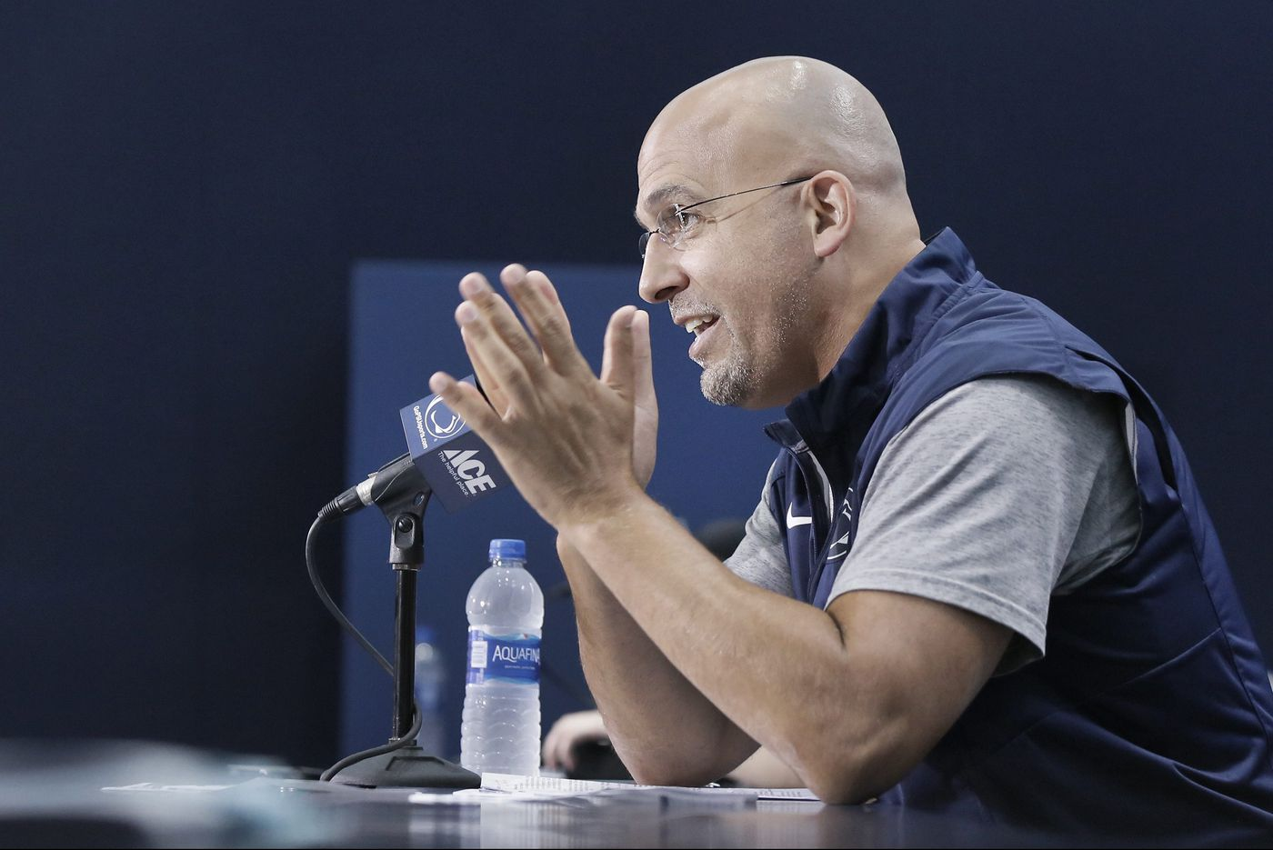 Penn State opens Big Ten season; what head coach James Franklin is saying
