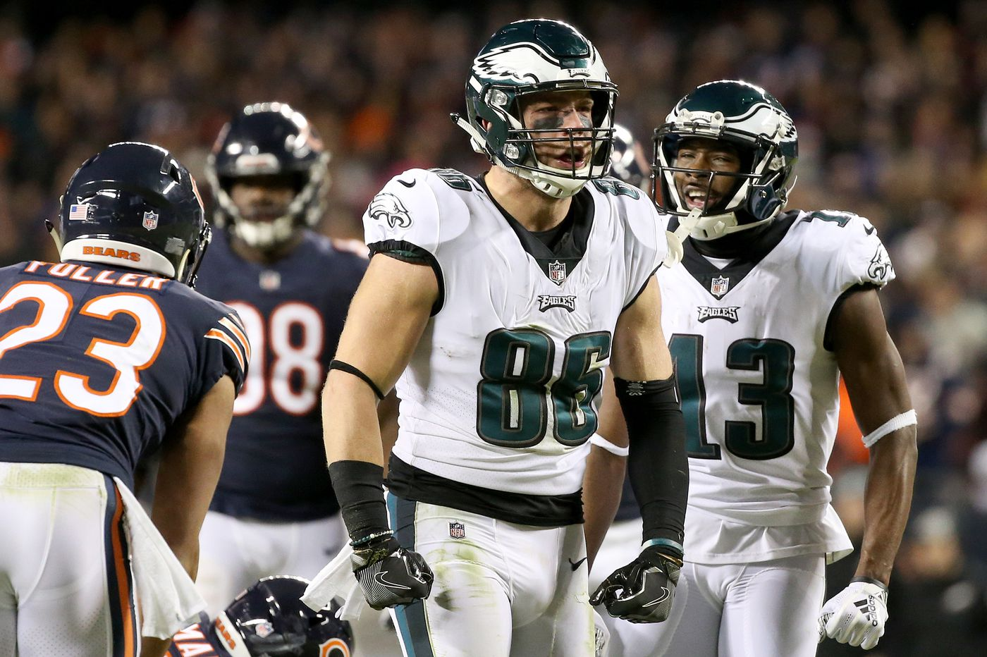 The Eagles are embracing their underdog status again, and that makes them dangerous | Mike Sielski
