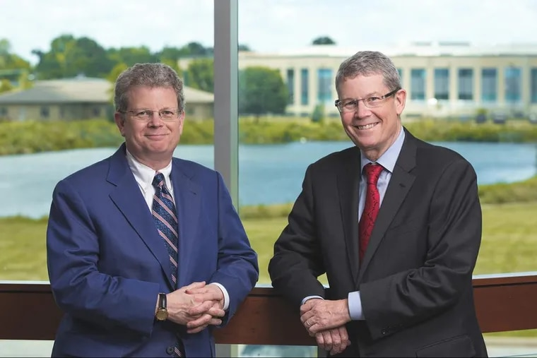 J. Christopher Smith, president and CEO, and Henry Dale Smith, Jr., chairman and CEO, of H. D. Smith Holding Co. have agreed to sell their company to AmerisourceBergen.