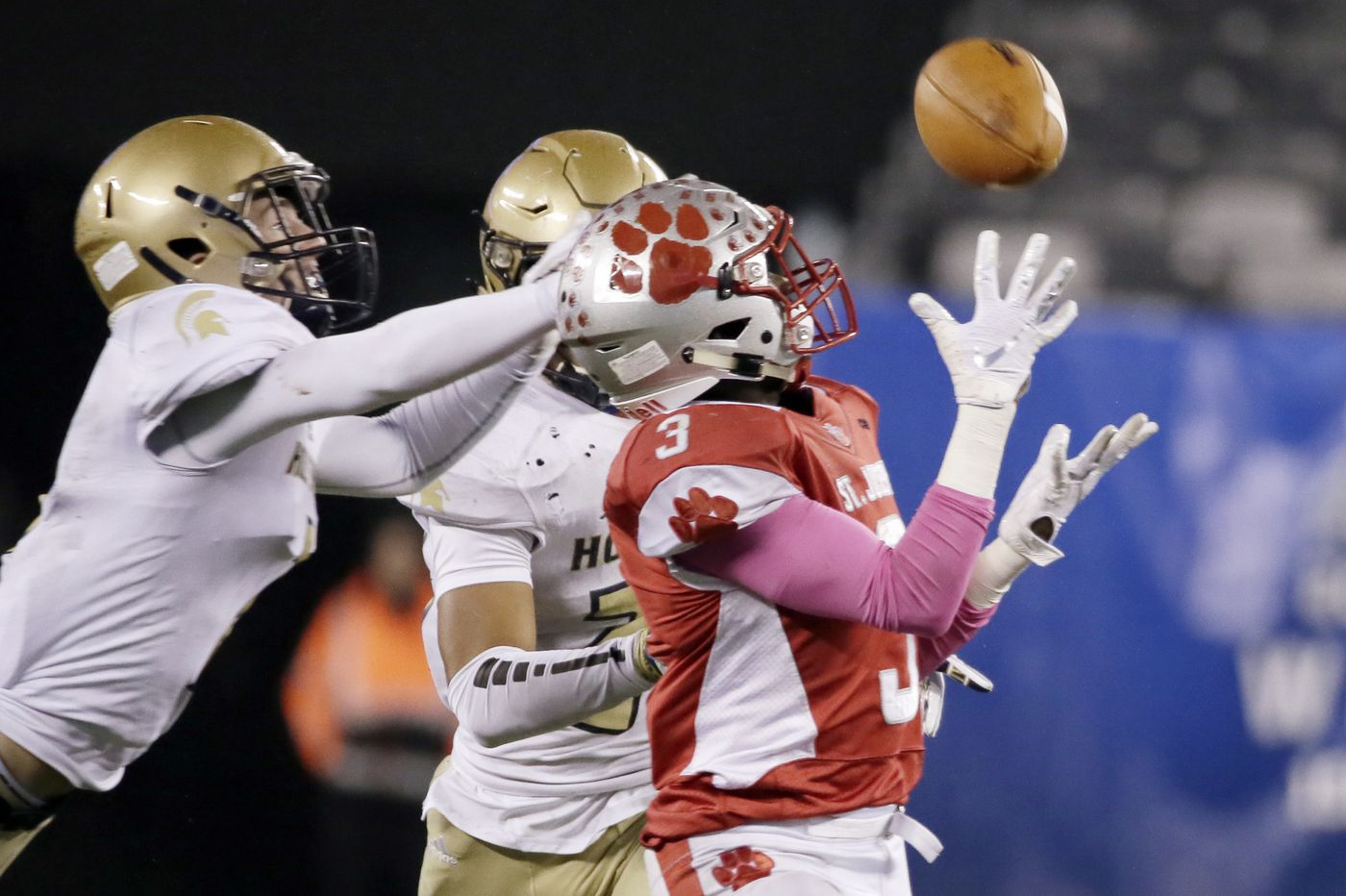 St. Joseph's Jada Byers finishes as leader with 35 touchdowns