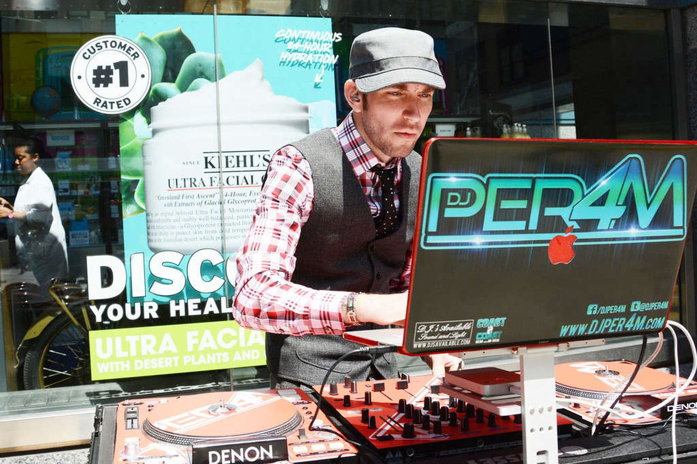Din of iniquity: Liberty Place hires DJs to drown out Black Israelites