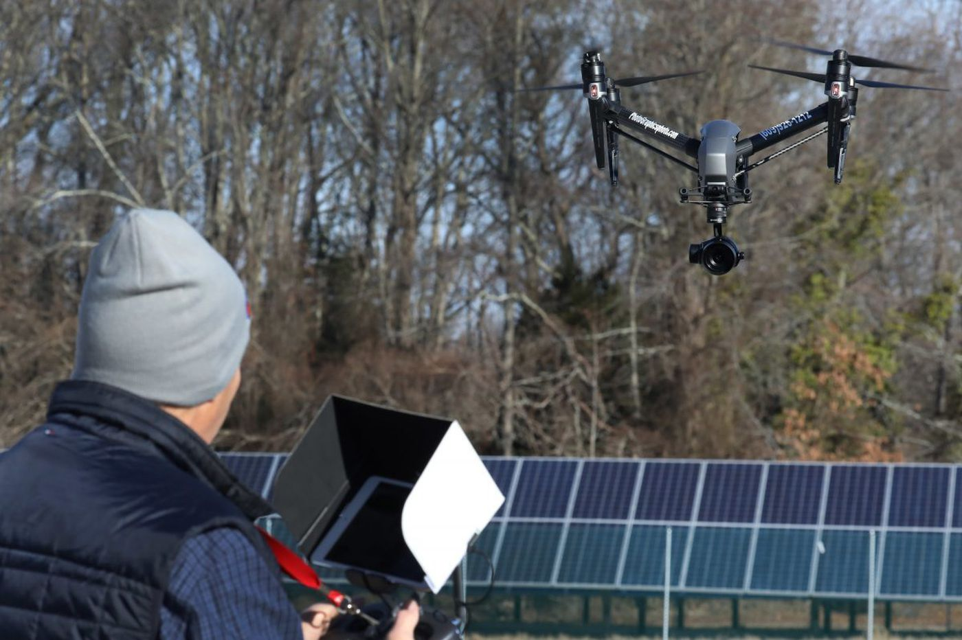 In New Jersey, new rules on flying drones