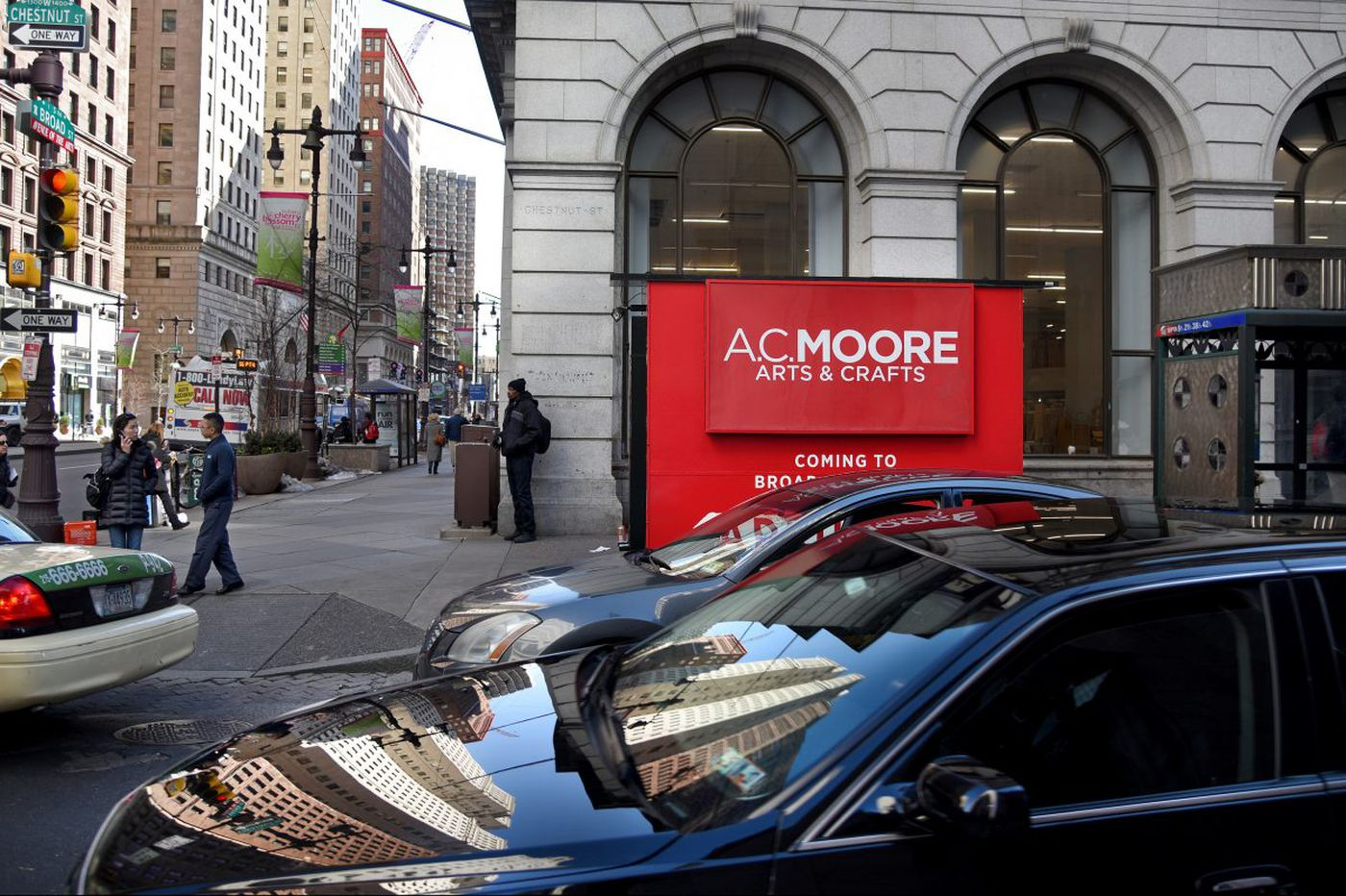 A.C. Moore's owner invests in a pair of online companies