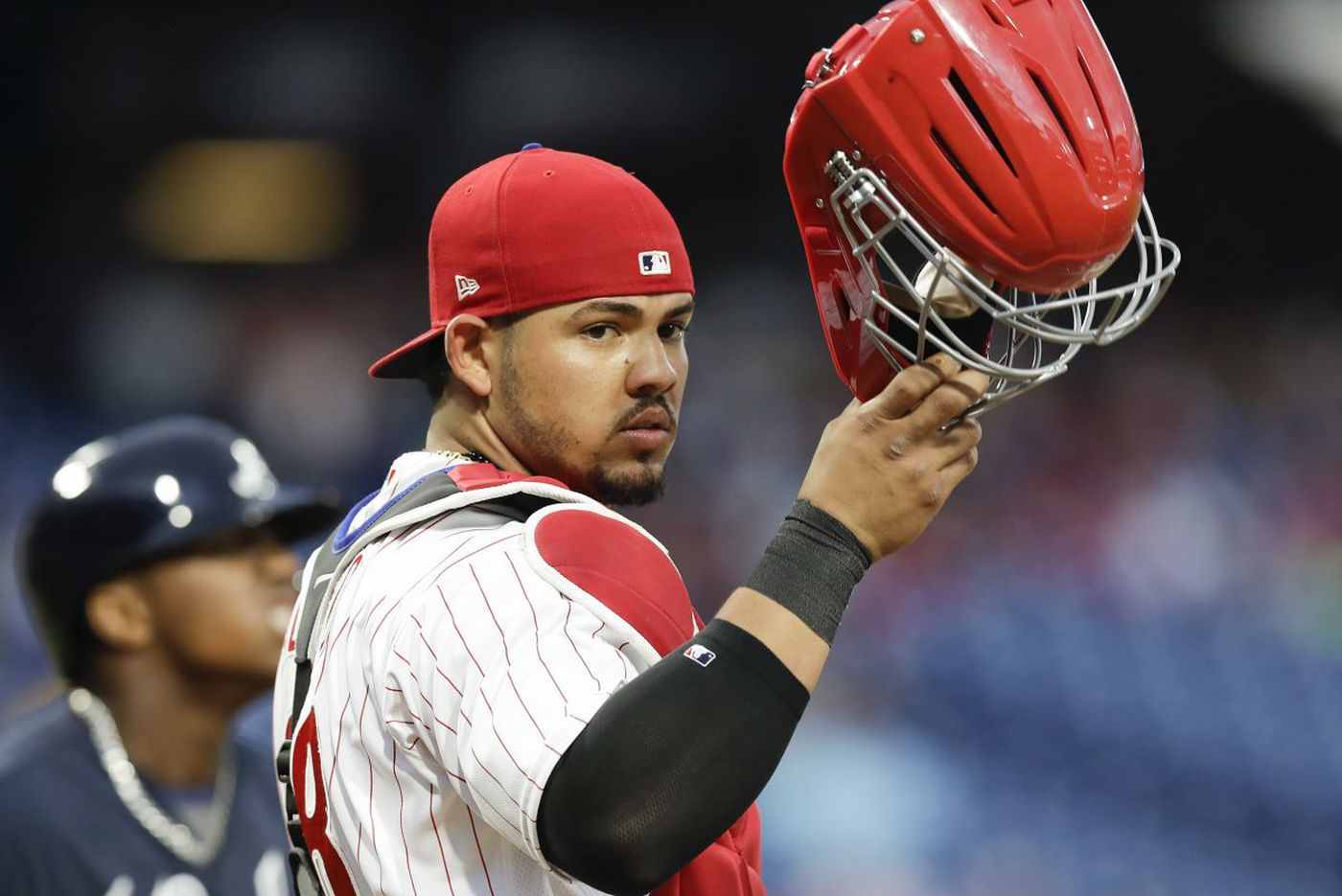 Jorge Alfaro's strong arm overshadowed in Phillies loss | Extra Innings