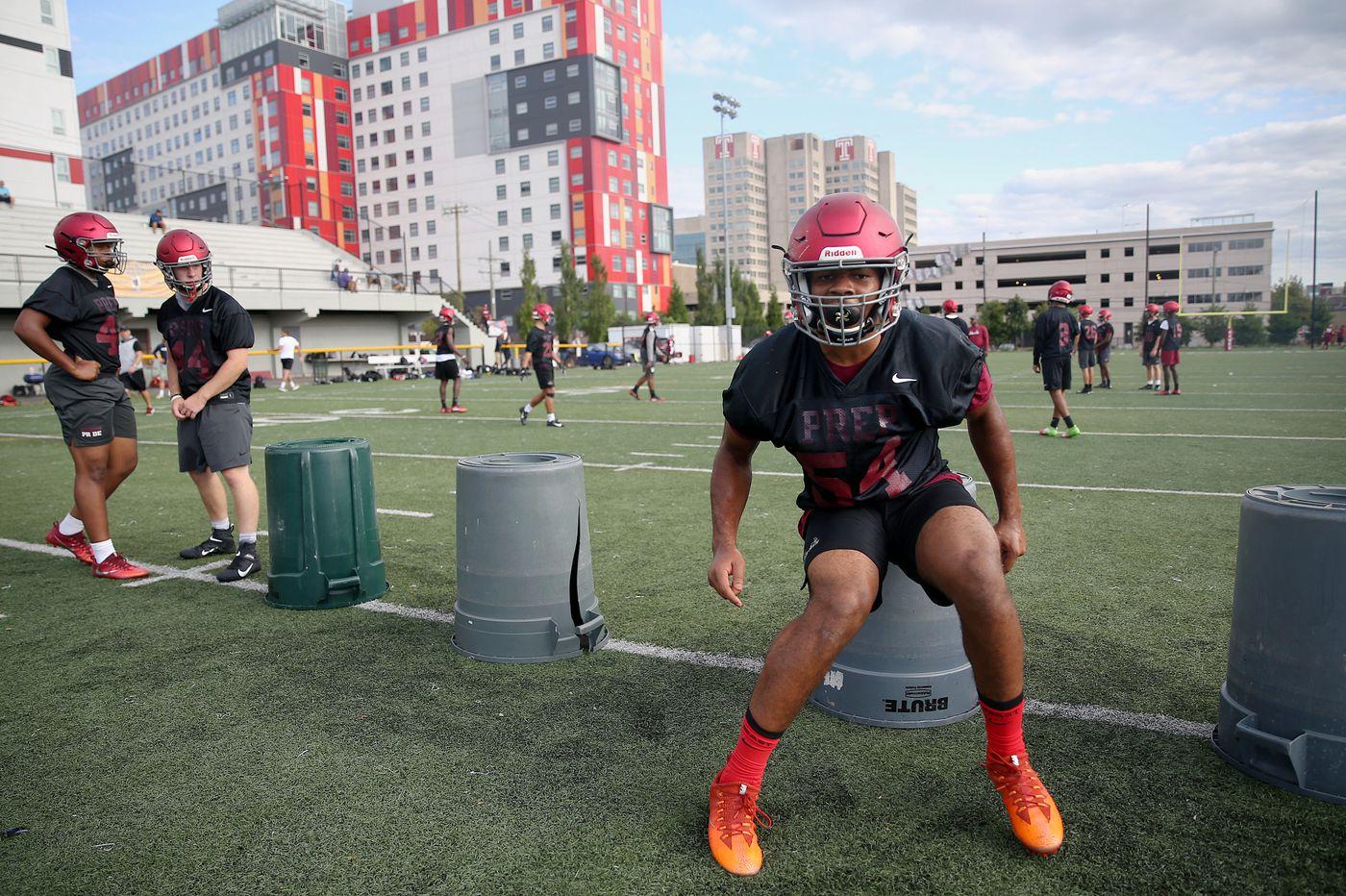 Football recruiting: St. Joseph's Prep linebacker Jeremiah Trotter Jr. commits to Clemson