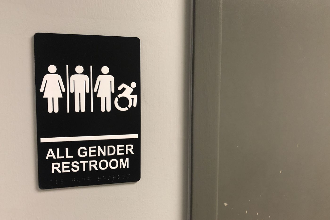 Philadelphia City Hall Has One Gender-neutral Bathroom
