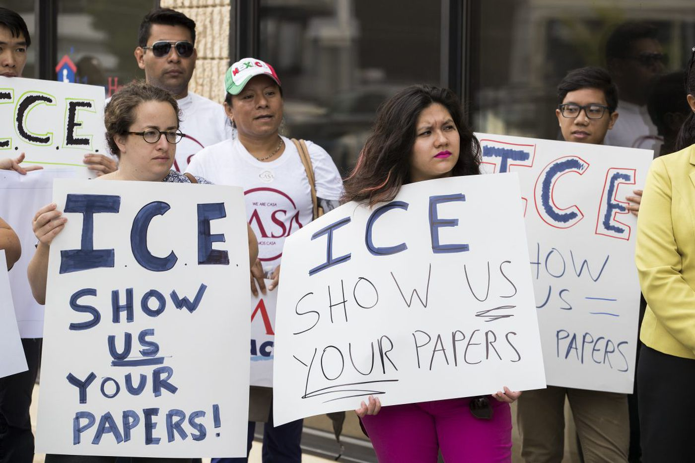 Could ICE arrest immigrant family in church sanctuary?