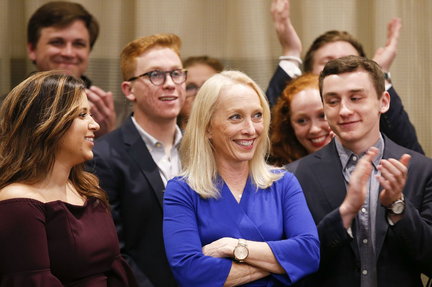 Mary Gay Scanlon wins Pa.'s Fifth Congressional District