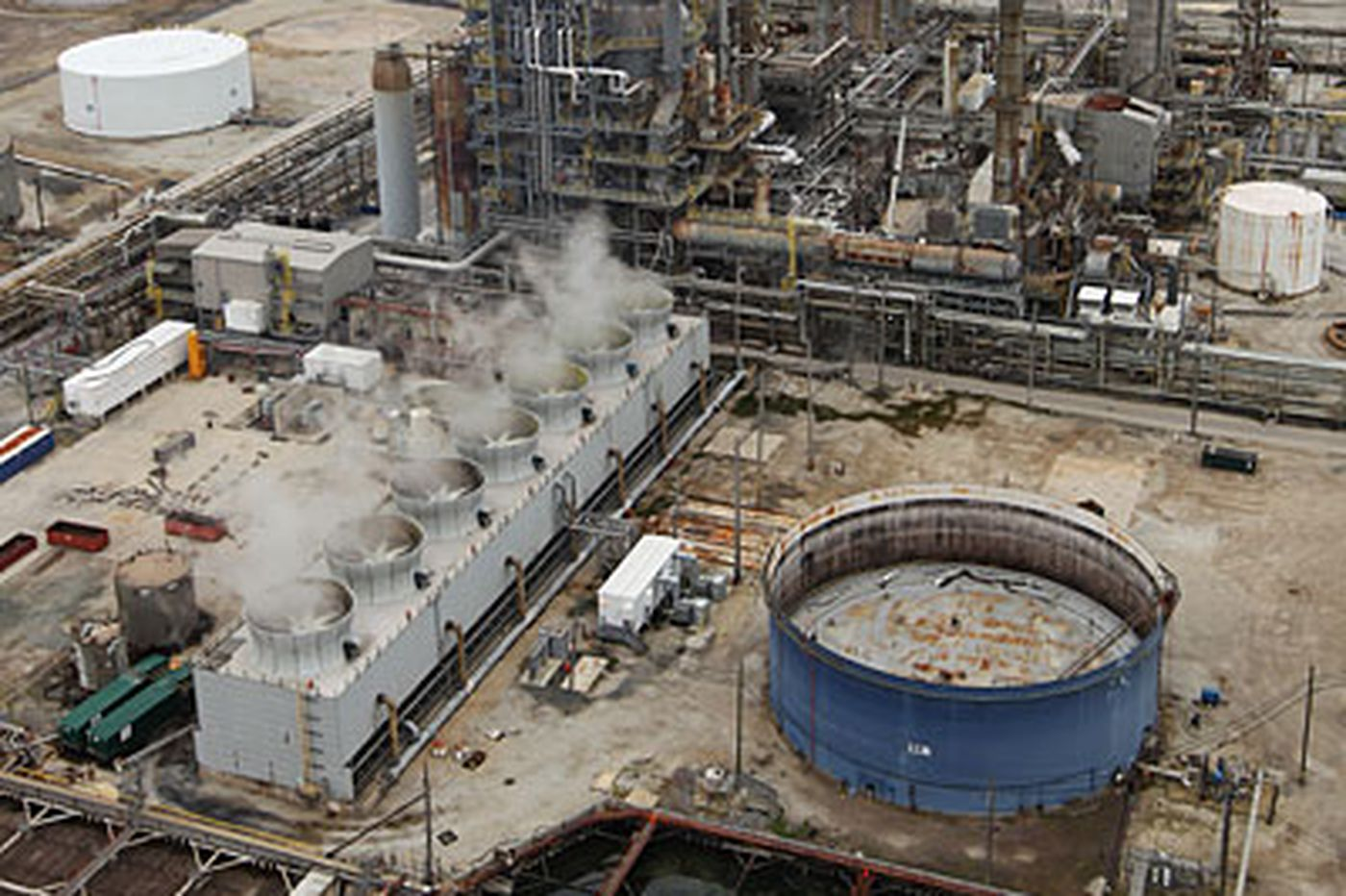 Study to seek uses for Marcus Hook refinery complex