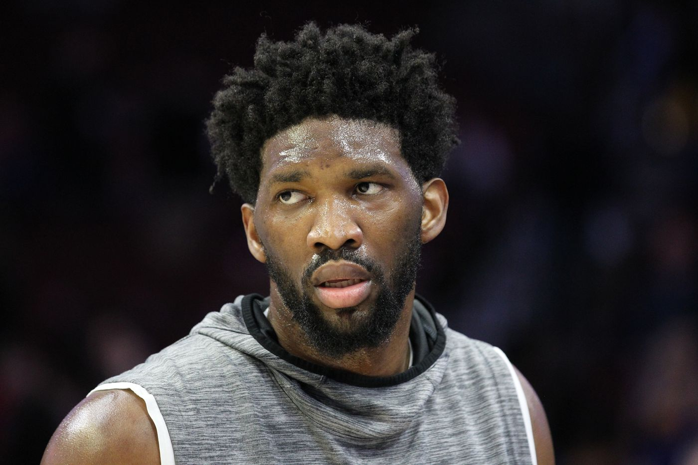 Sixers' Joel Embiid expects to be back by next week