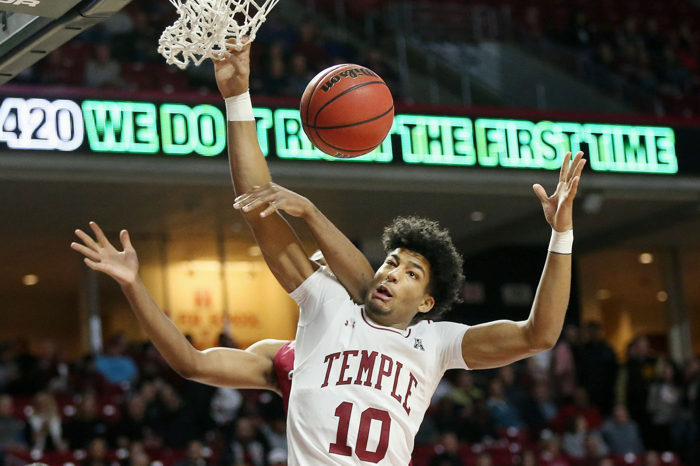Temple falls to SMU on the road, 68-52