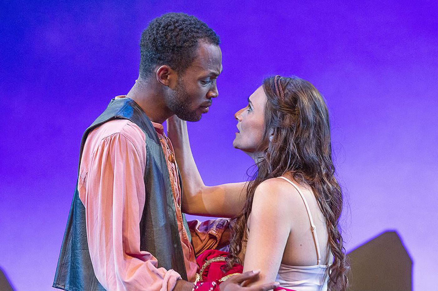 'Troilus and Cressida' at Pa. Shakespeare Festival: Energetic attempt to breathe life into a flawed play