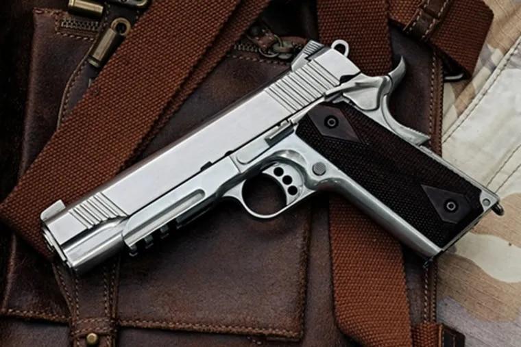 Gun file photo.