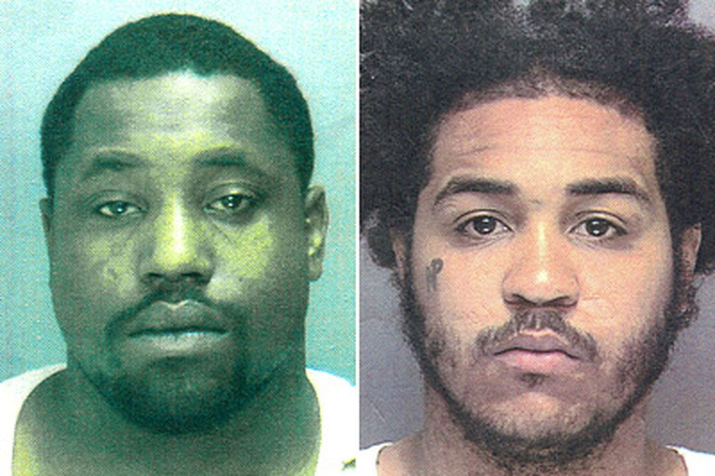 Two charged in weekend shootings in North Philly