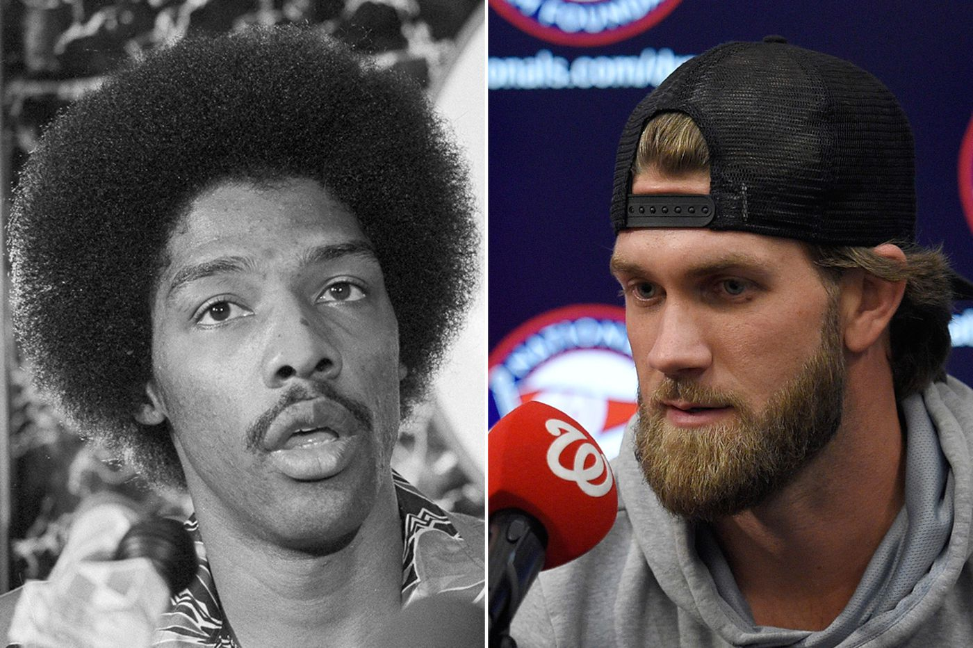 Thanks to the Phillies, Bryce Harper is the modern-day version of Dr. J | Mike Sielski