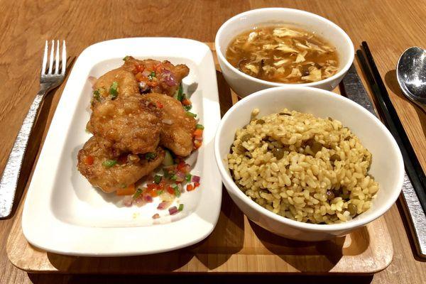 Crispy spicy pork, from Taipei to Susanna Foo's Sansom Street kitchen