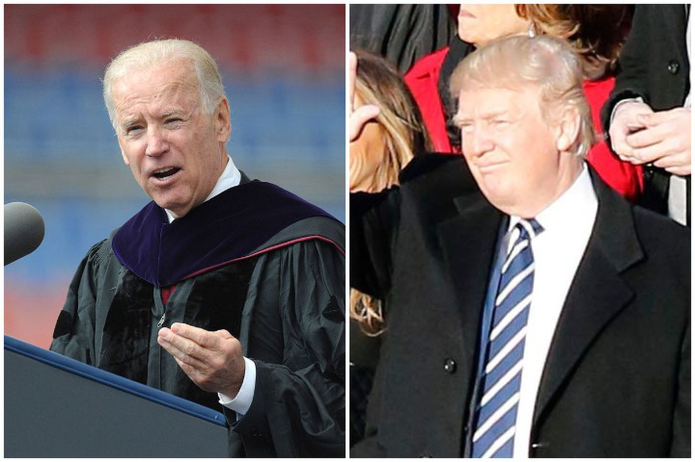 President Trump loves to brag about Wharton but Joe Biden is Penn's big man on campus | Clout