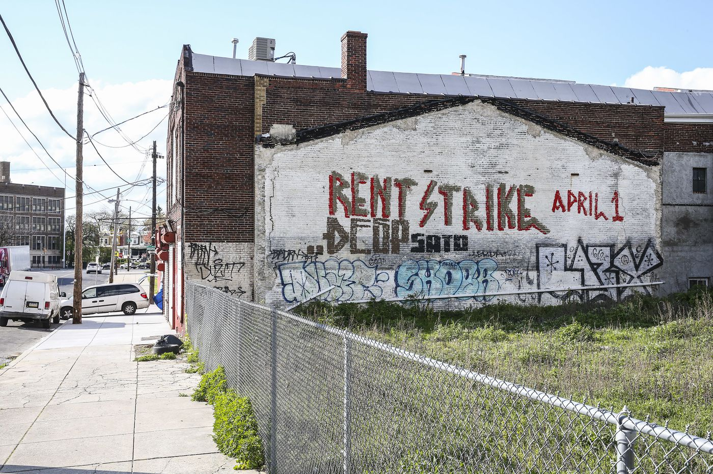 Some tenants are calling for a Philly-wide rent strike on May 1. Landlords are holding their breath.